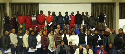 'Living a Winning Life', a program that strengthens in South Africa