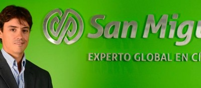 """The capital markets show considerable interest in argentine shares and particularly in shares like San Miguel's"""