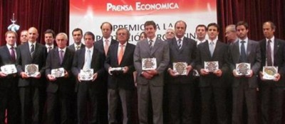 San Miguel won an award in the 29th edition of the Argentine Export Awards